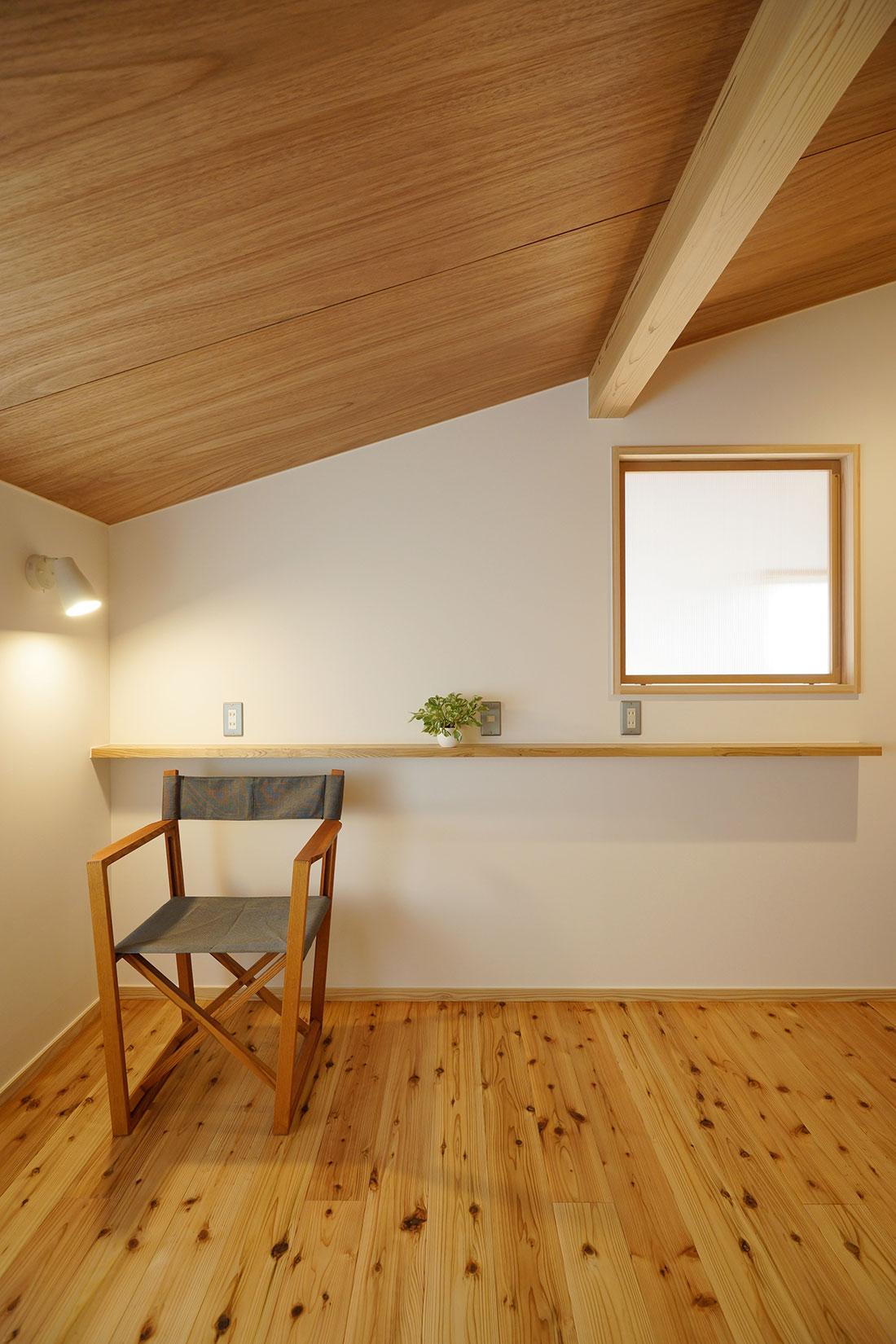 豊川・八幡の家 主寝室