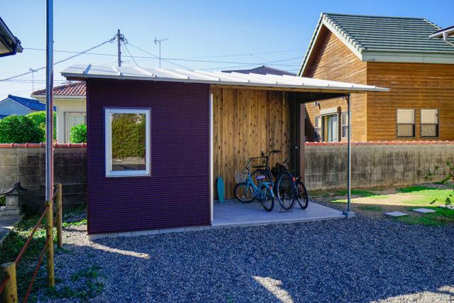 志都呂の家 小屋