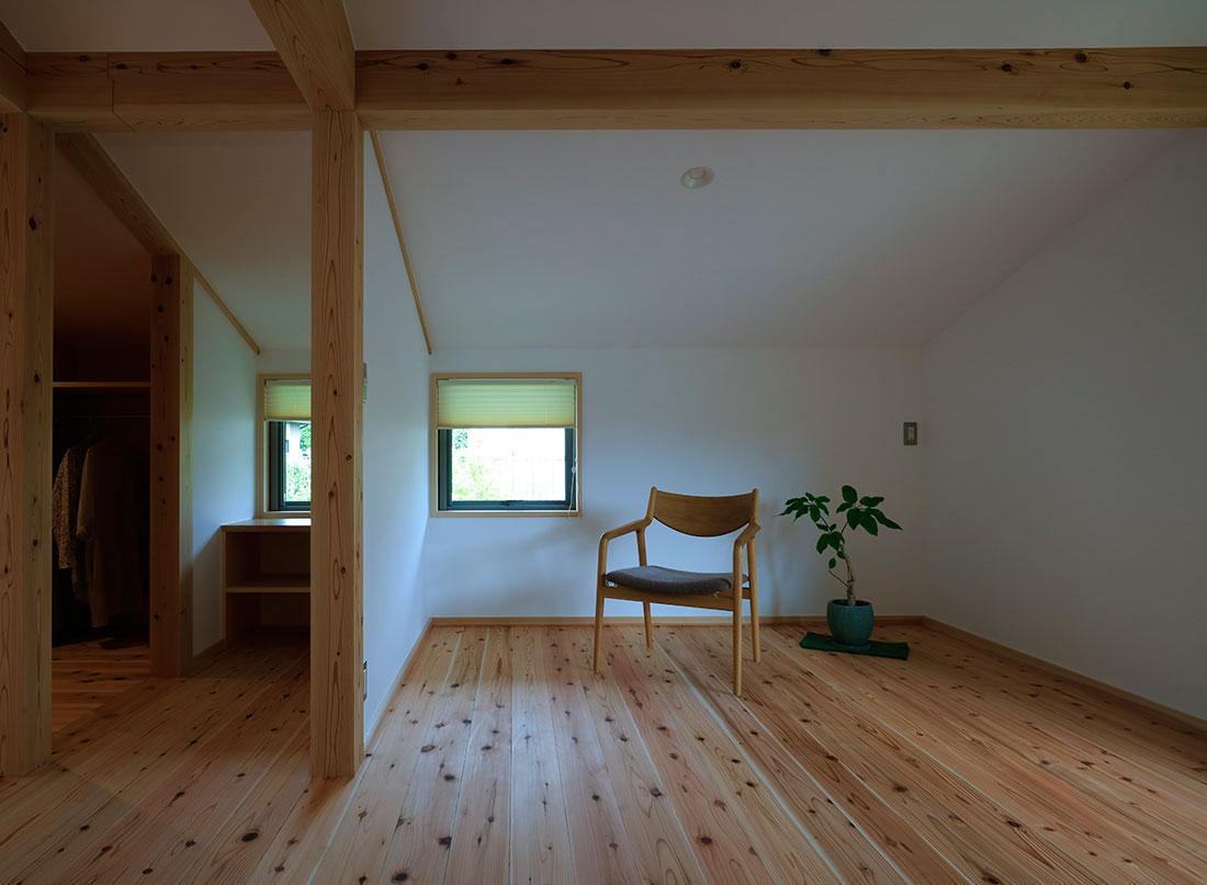 志都呂の家 2階 子供室