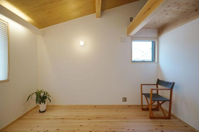 中沢の家 子供室