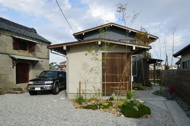 掛塚の家 外観