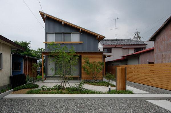 福田の家 外観