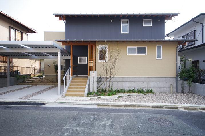 富塚の家2 外観