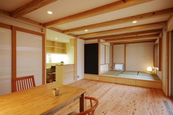 富塚の家2 内観
