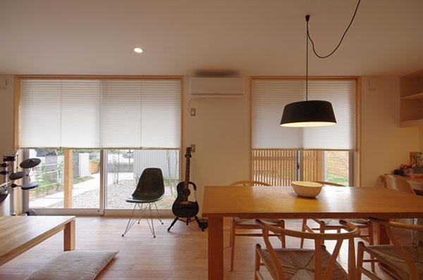 横須賀の家 内観