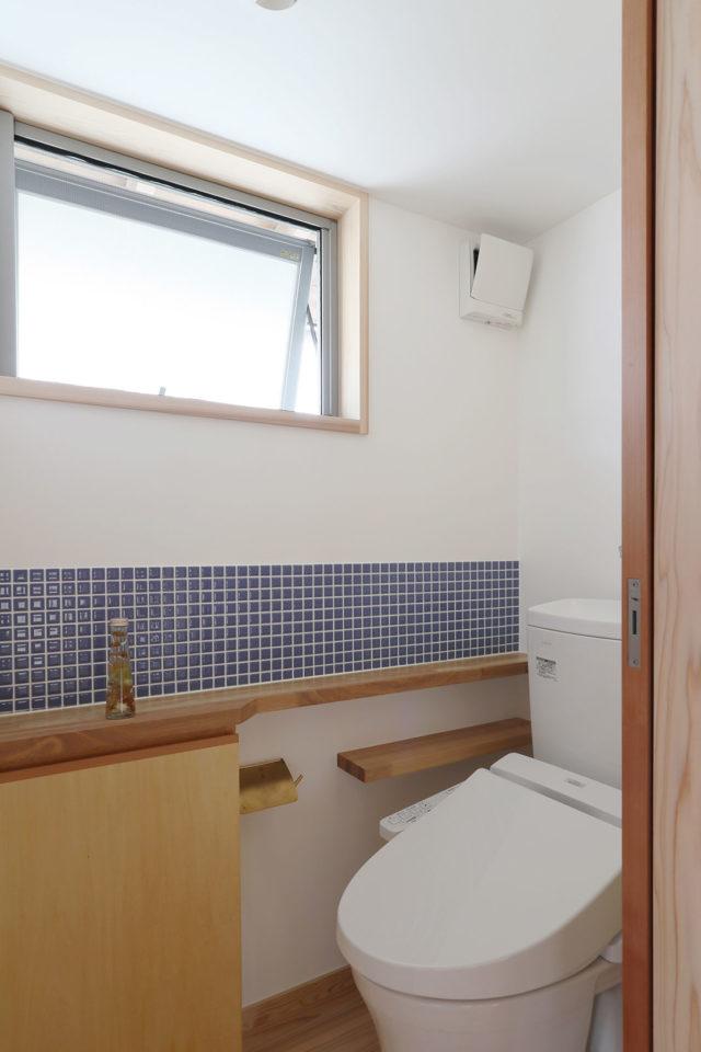 三ケ日の家 トイレ