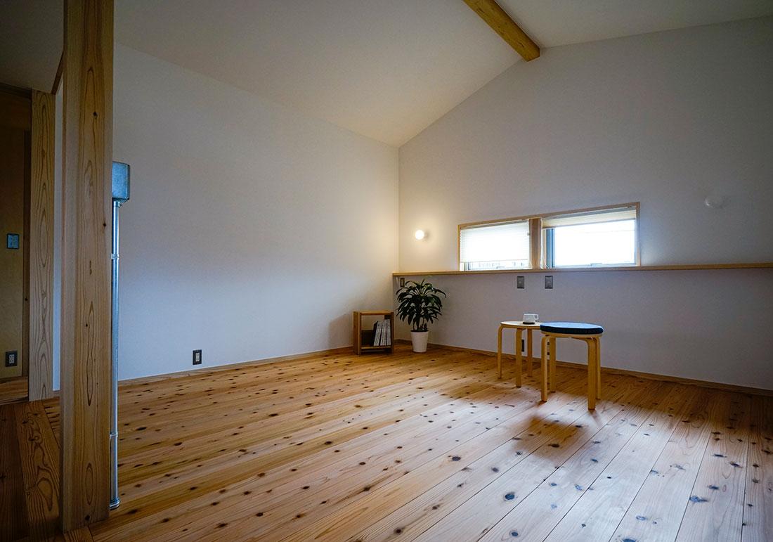 上島の家 子供室