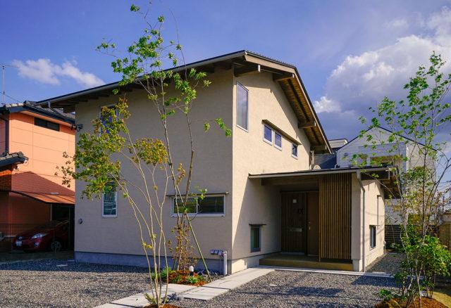 上島の家 外観