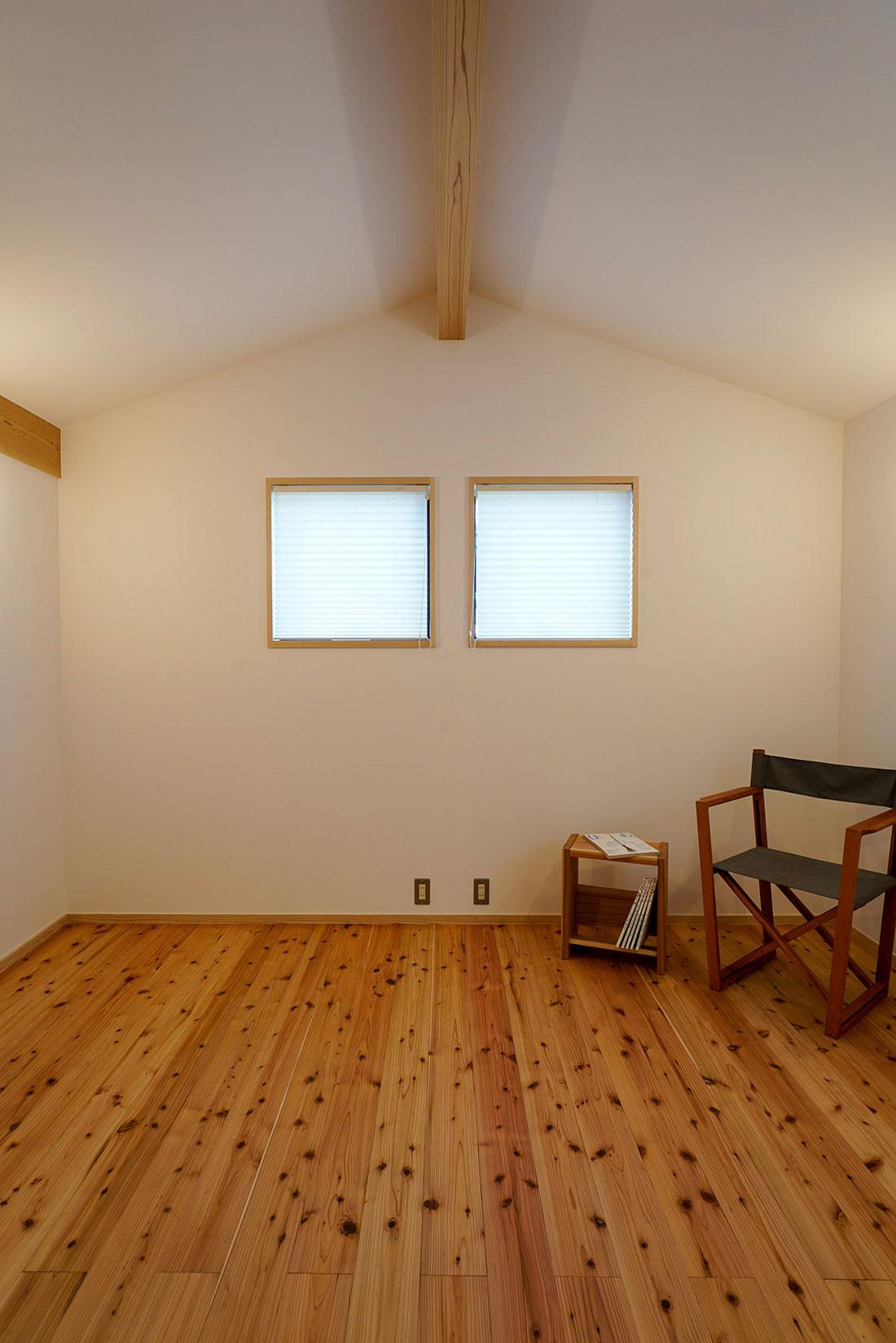 北寺島の家 居室