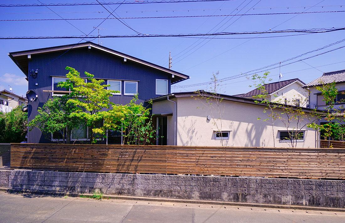 富塚の家 外観